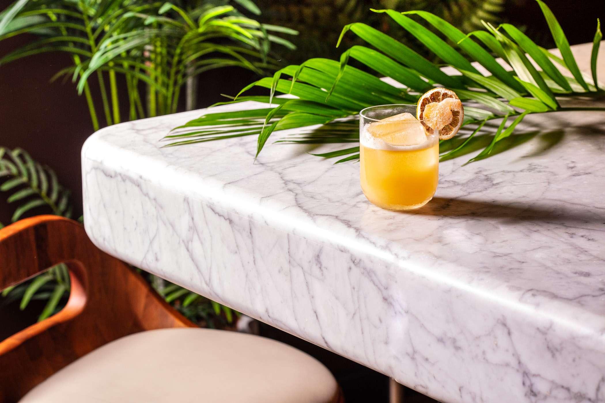 Bar Photography done for Scarpetta in Miami.