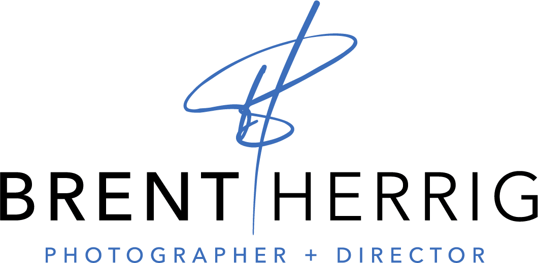 Brent Herrig Photographer + Director Logo